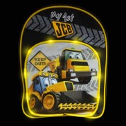 JCB LED Backpack