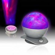 Laser Sphere Projector