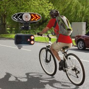 LED Bike Light Signal
