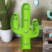 LED Cactus Light
