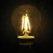 E27 4W LED Cob Filament Bulb