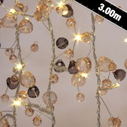 Coco Crystal Chic String Lights