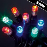 Multi Coloured LED Connector Lights