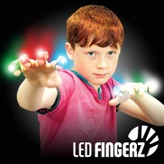 LED Fingerz Wholesale (4 Pack)