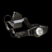 LED Lenser Head Fire Digital Power