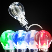 Light Bulb Keyring
