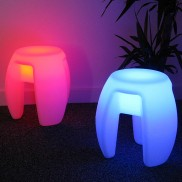 LED Tripod Mood Seat