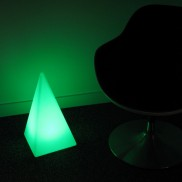 LED Pyramid Mood Light