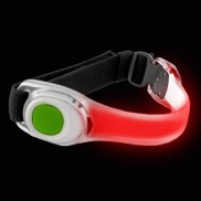 Silicone LED Safety Armband