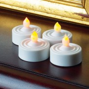 Led Tea Lights (6 Pack)