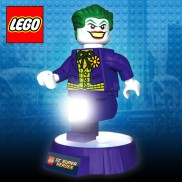 Lego Joker Nightlight