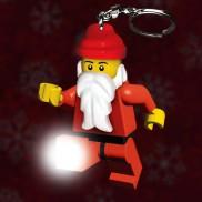 Lego Santa Keyring Torch