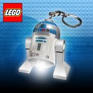 R2 D2 Lego Star Wars LED Key Light