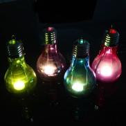 Light Bulb Shape Tealight Holder (Single)