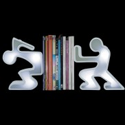 Light Up Bookends