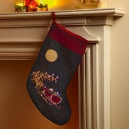 Light Up Christmas Stocking