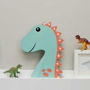 Light Up Wooden Dinosaur
