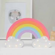 Light Up Wooden Rainbow