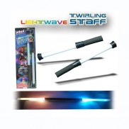 Lightwave Twirling Staff
