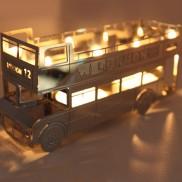 London Bus Tealight Holder