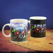 Marvel Heat Change Mug