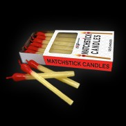 Matchstick Candles (12 Pack)