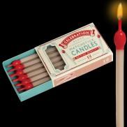Matchstick Candles (12 Pack)