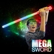 Flashing Mega Sword Wholesale