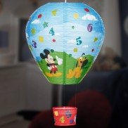 Mickey Mouse Hot Air Balloon Paper Shade