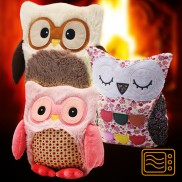 Microwaveable Hooty Owls