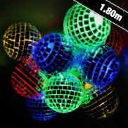 Mirror Ball Stringlights (HX143352)