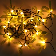 Mistletoe String Lights