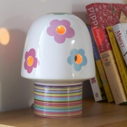 Flower Mushroom Lamp