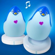 Penguin Musical Night Light