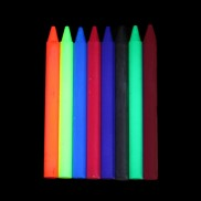 UV Neon Fabric Crayons
