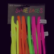 Neon Shoelaces (12 Pack)