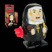 Nunzilla -  Wind up Sparking Action Figure