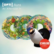 Aura Sensory Projector - An Afternoon In