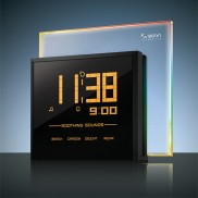 Colour & Sound Rainbow Clock