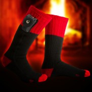Outback Heated Socks