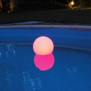 Outdoor Pool Light Ball