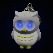 Owl Keychain