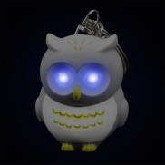 Owl Keychain Light