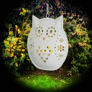 Owl Hanging Tealight Holder