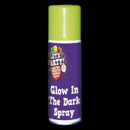 Glow in the Dark Party Spray