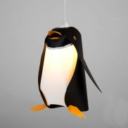 Penguin Pendant Light Shade (19702)
