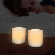 Philips Rechargeable LED Tealights (2 Pack)