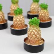 Pineapple Tealights (6 Pack)