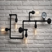 Pipeworks Wall Light