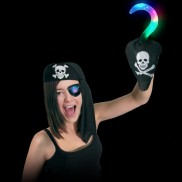 Light Up Pirate Outfit Wholesale